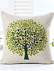 Season Comfortable Cotton Pillow Case (Pattern Please Refer to the First Picture)