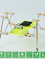énergie solaire bricolage robots jouets œuvre de fantaisie