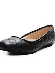 женская обувь до н.э. квадратных ног плоский пятки ботинок квартир