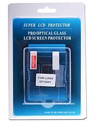 protezione dello schermo lcd professionale vetro ottico speciale per Lumix GF1 / GH1 fotocamera dslr