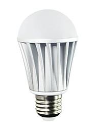 E27 7,5 W 5x5050-1.5SMD R 45 G-75LM 100-150 LM B 20-50LM W 400-550LM Coole RGBW LED-Spot-Lampe (AC 220 V)