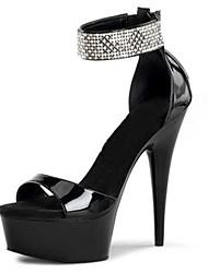 sandálias plataforma sapatos de salto stiletto sapatos femininos
