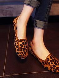 Bailarinas ( No Especificado/PU , Como la Imagen )- 0-3cm - Tacón plano para Zapatos de mujer