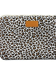 "8"" Canvas Leopard Laptop Cover Sleeves Shakeproof Case for SAMSUNG or iPad Mini"