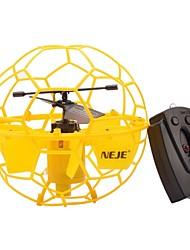 neje 2-Kanal 2,4 GHz IR-Fernbedienung R / C fliegenden Ball