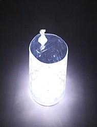 10 conduit à l'énergie solaire nouveauté gonflable nuit rechargeable lanterne de lumière de la lampe