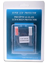 Professional LCD Screen Protector Optical Glass Special for Nikon D3200/D3300 DSLR Camera