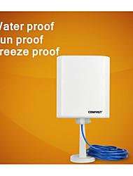 150mbps cf-n5 comfast® extérieur étanche usb wifi sans fil haute puissance adaptateur -white