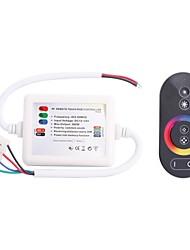 288W Wireless Smart RF Remote Touch RGB Controller für RGB Streifen Lampe (DC 12-24 V)