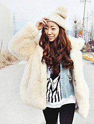 Women's Coats & Jackets , Faux Fur Casual Ailishi