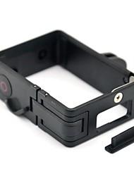 yuanbotong cadre à ouverture latérale avec prise de la poussière pour GoPro hero3 + / 3/2/1
