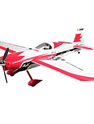 ФМС 1300мм edge540 4CH RC самолет красный