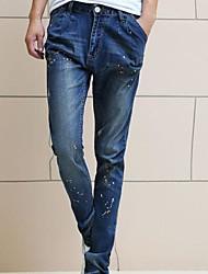 Männern die Füße harlan Jeans