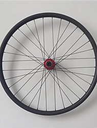 AURORA RACING 25mm carbon clincher wheelset 26er wide 25mm With D771/D771Hub