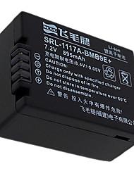 SCUD Camera Battery for LEICA V-LUX2 V-LUX3 BP-DC9-U BP-DC9-E