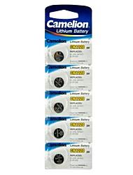Camelion 3v кнопку CR1220 литиевая батарея (5шт)