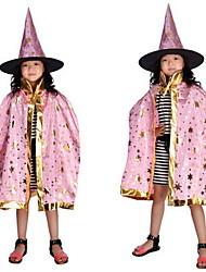 diversión encantador manto de halloween
