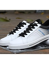 Men's Shoes Comfort Round Toe Flat Heel Fashion Sneakers Shoes More Colors avaliable