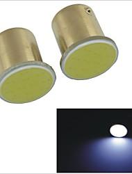 carking ™ 1156 1,7 W 12-cob LED-Weißlicht-Autolampen (2 Stück)