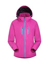 jaquetas de caminhada das mulheres
