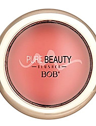 Hot Sale Single Color Bronzer Beautiful Makeup Look Blush