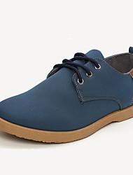 прохладный человек новый британский причинные плоские ботинки