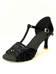 Customized Women's Leatherette Latin / Ballroom Dance Performance Shoes (More Colors)