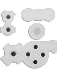 5 x Button Conductive Rubber Contact Pad for Nintendo Wii Remote Controller