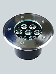 7w 595lm AC85-265V lampe led lumière de la terrasse sous-sol imperméable