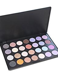 Professionale 28 colori di alta pigmento luccichio Glitter Eyeshadow Makeup Palette