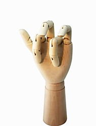 articulaciones de madera manos modelo 01