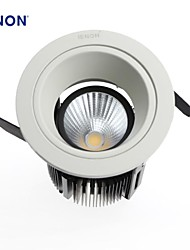 9w 850-900lm 3000K теплый белый свет Светодиодные прожекторы потолка (ac100-240v)