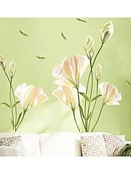 Wandaufkleber Wandtattoo, Familie Blumen Wohnkultur PVC-Wandaufkleber