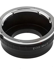 Neewer® Lens Mount Adapter for Canon EOS Lens to M4/3 MFT Olympus PEN and Panasonic Lumix Cameras