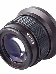 neewer 52 52 0.35x HD II макро рыбий глаз для Nikon D60 D70 D80 d90 D40X d100 D3000