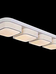 6W Flush Mount ,  Modern/Contemporary Others Feature for LED Metal Living Room