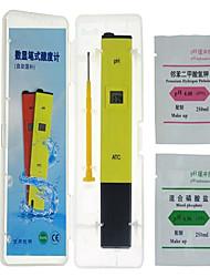 ± 0,1 pH-meter atc temperatuurcompensatie huishoudelijke aquariumwater zuurgraad meter