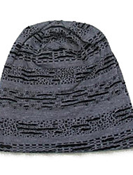 moda gorro de lana baotou de los hombres