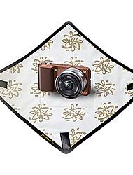 dustgo mcd-40 patrón de flores envoltura protectora mágica para SLR (40 * 40 cm)