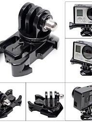 Аксессуары для GoPro,МонтажДля-Экшн камера,Gopro Hero 2 Gopro Hero 5 Gopro 3/2/1 Gopro Hero 4 Пластик