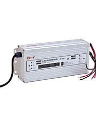 FX350-H1V12 Rain-proof 350W Constant Voltage Power Supply for LED Light and Surveillance Security Camera (110~220V)