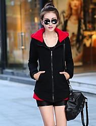Women's Slim Fleece Coat(More Colors)