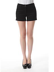 parte superior de los pantalones cortos del ocio de los towm de las mujeres