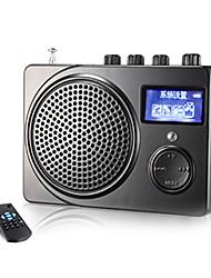 Loudspeaker Voice Amplifier Megaphone for Teachers Tour Guide Support TF USB AUX MP3 FM REC NEWONLINE N96