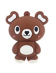 BOTU® 16GB Relax bear Character USB2.0 Flash Drive