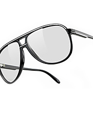 unisex sin flash 3d vidrios, televisión, película, equipo especial estéreo lente polarizado gafas 3d