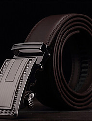 Hida Men's 2014 Fashion Calf Leather Belt