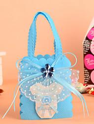 Gems Bowknot Favor Bag-Set of 12(More Colors)