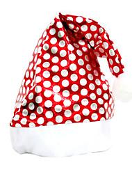 cappello rosso di natale allegro