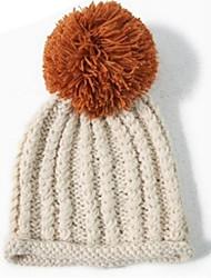 Women Knitwear Ski Hat , Cute/Casual Winter